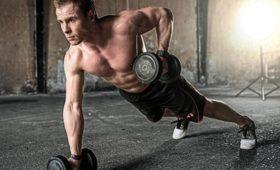 Силовые тренировки сжигают жир вокруг сердца