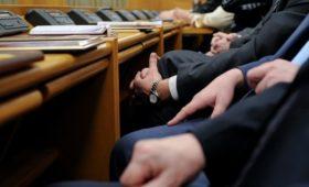 Бывший заместитель Лужкова уйдет из Счетной палаты