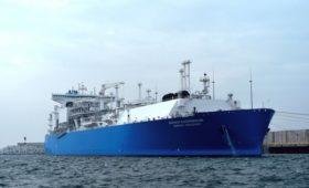 Судно «Газпрома» для газификации Калининграда уплыло в Европу