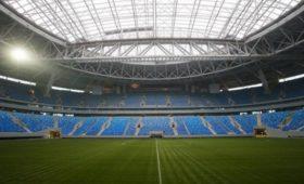Сборная России пофутболу проведет матч квалификации ЧЕ-2020 сбельгийцами вПетербурге