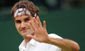 Федерер— молодым игрокам: оставьте слёзы враздевалке