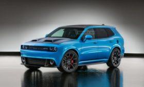 Кроссовер Dodge Challenger