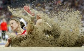 Легкоатлетка Соколова победила намеждународном турнире вВенгрии