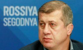 Осудил Габунию— стал врагом: тренера сборной непускают вСША