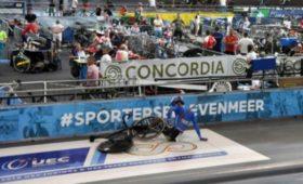 Итальянский велогонщик получил травму легкого