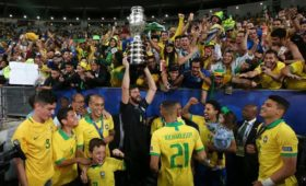 «Нужно уметь проигрывать»: бразильцы троллят Месси