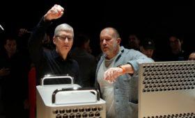 Глава Apple назвал абсурдной статью WSJ о недовольстве Джони Айва