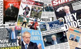 «Столкнется с реальностью»: западные СМИ— о премьерстве Джонсона