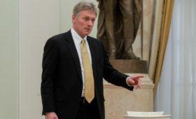 Кремль отказался вмешиваться в ситуацию с регистрацией на выборы в Москве