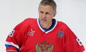 СынИгоря Ларионова подписал пробный контракт сХКСКА