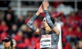 Ласицкене выиграла этап «Бриллиантовой лиги» вСША