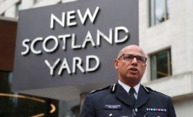 Скотленд-Ярд пообещал не наказывать журналистов за публикацию утечек