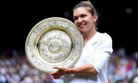 Победительница Уимблдона румынка Халеп поднялась начетвертое место врейтинге WTA