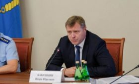 Астраханский губернатор назвал причину 17 уголовных дел против чиновников