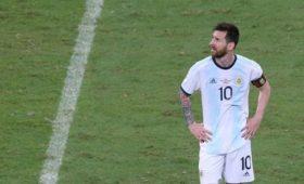 Время заканчивать: какАргентина страдает отМесси
