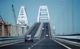 СМИ узнали о планах властей построить новую трассу к Крымскому мосту