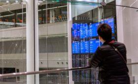 ЦБ резко увеличил «короткие» займы в валюте
