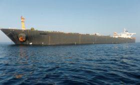 В США выдали ордер на арест освобожденного Гибралтаром иранского танкера