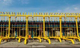 На Украине провели учения на случай «нулевого транзита» газа из России