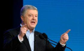 Порошенко сообщил о своем личном вкладе в минские соглашения