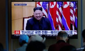 Власти КНДР сообщили об участии Ким Чен Ына в испытаниях «нового оружия»