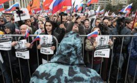 Власти Москвы отказали заявителям протестных митингов на 31 августа