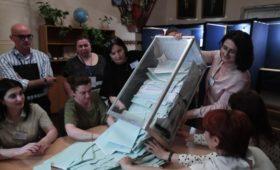 Стали известны первые результаты выборов президента Абхазии