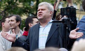 Суд обязал зарегистрировать Митрохина кандидатом в депутаты Мосгордумы
