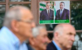 В Абхазии начались самые конкурентные выборы президента