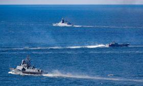 Латвия сообщила об отработке российскими военными перекрытия Балтики