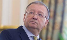 Посол России в Лондоне покинул Великобританию