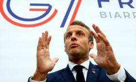 Макрон заявил о плане позвать Путина и Зеленского на встречу в сентябре