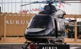 На МАКСе показали VIP-вертолет в стиле «президентского» Aurus
