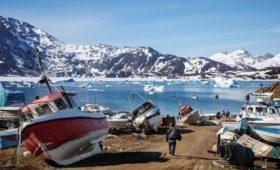 СМИ узнали финансовую часть предложения США о покупке Гренландии