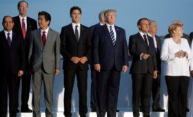 Guardian узнала о ссоре Трампа с лидерами G7 из-за России