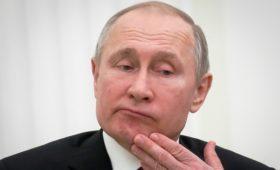 Путин ответил на вопрос о его статусе после 2024 года