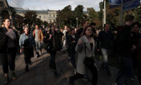 Суд обязал мэрию дать площадку под митинг оппозиции 31 августа