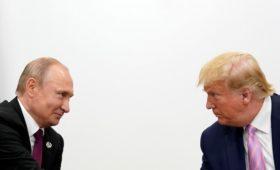 США не увидели риска гонки вооружений из-за отношений Путина и Трампа