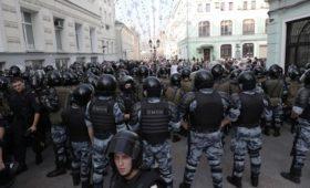 Следователи объявили в розыск еще одного участника митингов в Москве