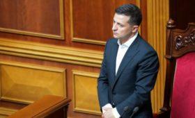 Зеленский дал новой Раде год и напомнил о возможности роспуска