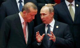 Зачем Реджеп Эрдоган прилетает на МАКС