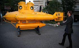 Великобритания запретила поставлять России подводные погружаемые аппараты