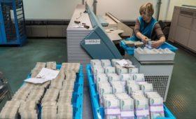 Российский ФНБ за месяц вырос в два раза до $124 млрд