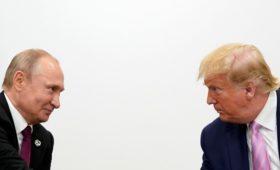 Кремль оценил вероятность поездки Путина в США на «саммит ради саммита»