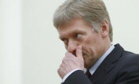 Песков связал сообщения о расписках с архангельских врачей с гостайной