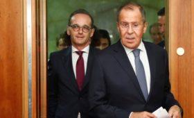 Глава МИД ФРГ высказался за проведение встречи в «нормандском формате»