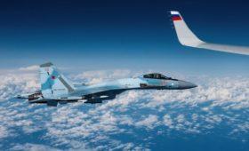 НАТО объяснило сближение истребителя с самолетом Шойгу