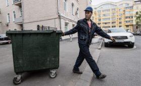 Московские власти предложили передать вывоз мусора единому оператору