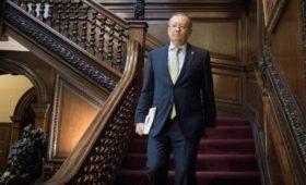 Путин освободил Яковенко от должности посла в Великобритании