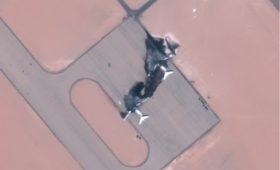 В Ливии уничтожили третий за последние недели украинский Ил-76